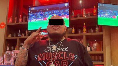 """¿Quién es el """"Millonario"""", integrante de Cartel de Santa que fue detenido?"""