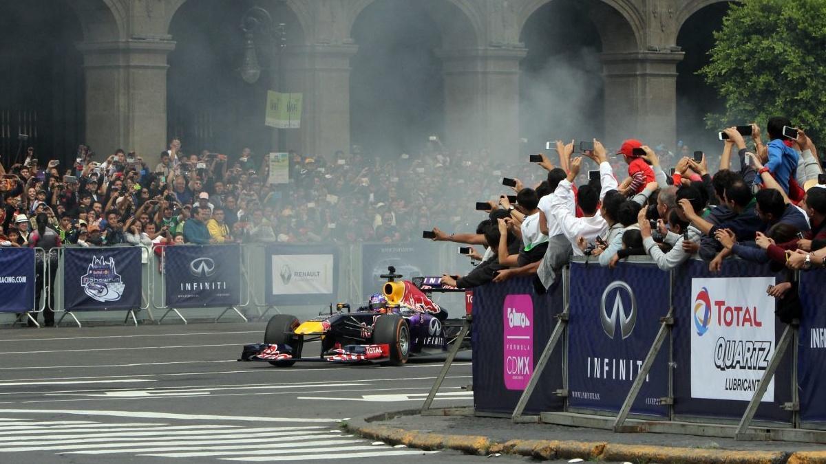 Red Bull Show Run 2015