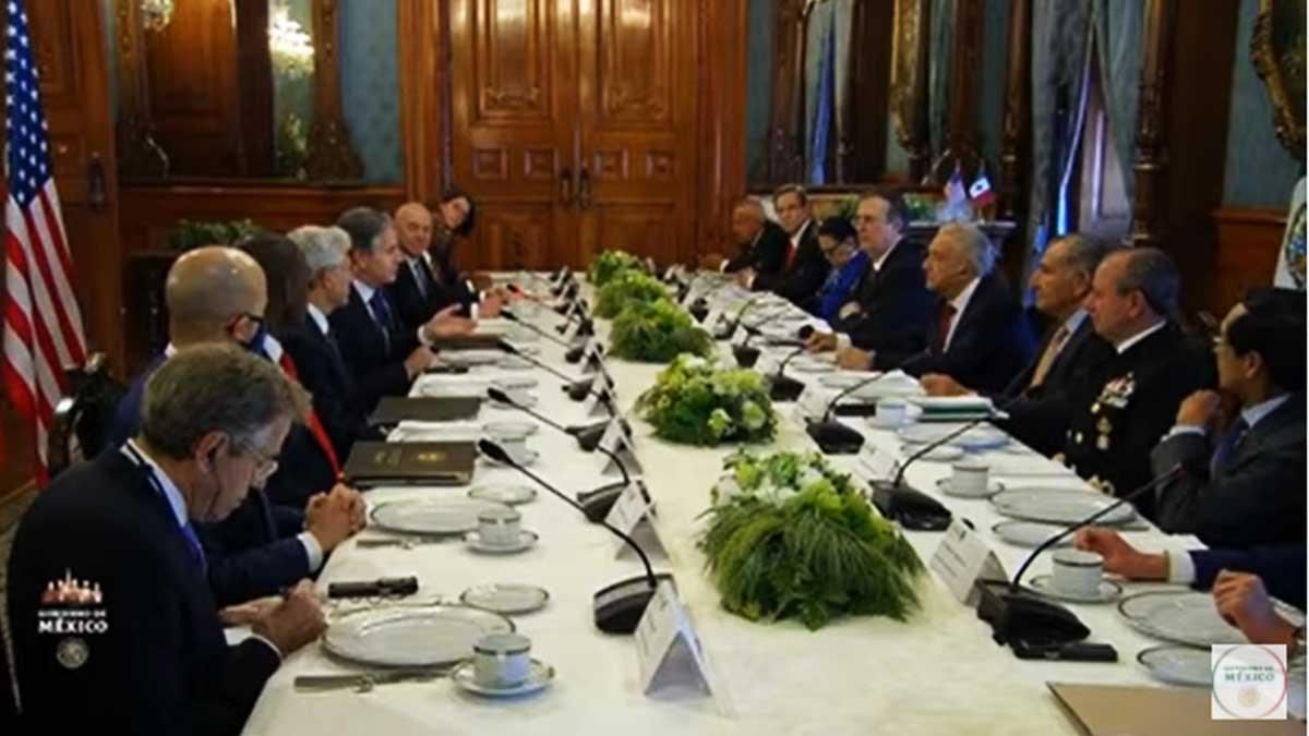 Funcionarios de México y Estados Unidos sostienen este viernes una reunión bilateral. | Foto: Cepropie