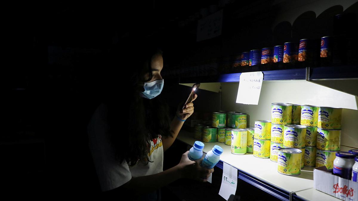 Líbano sufre apagón; falla eléctrica podrá durar hasta el 11 de octubre