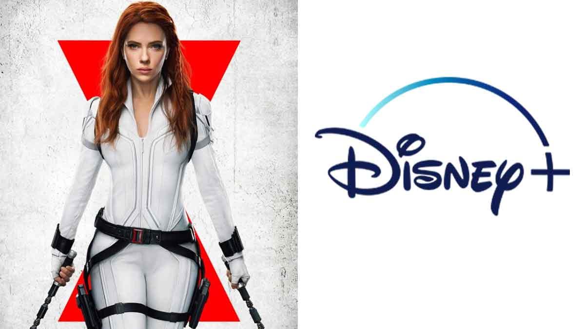 Scarlett Johansson y Disney