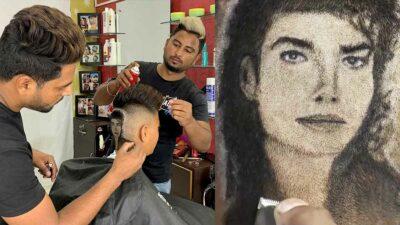 peluqueros corte de pelo