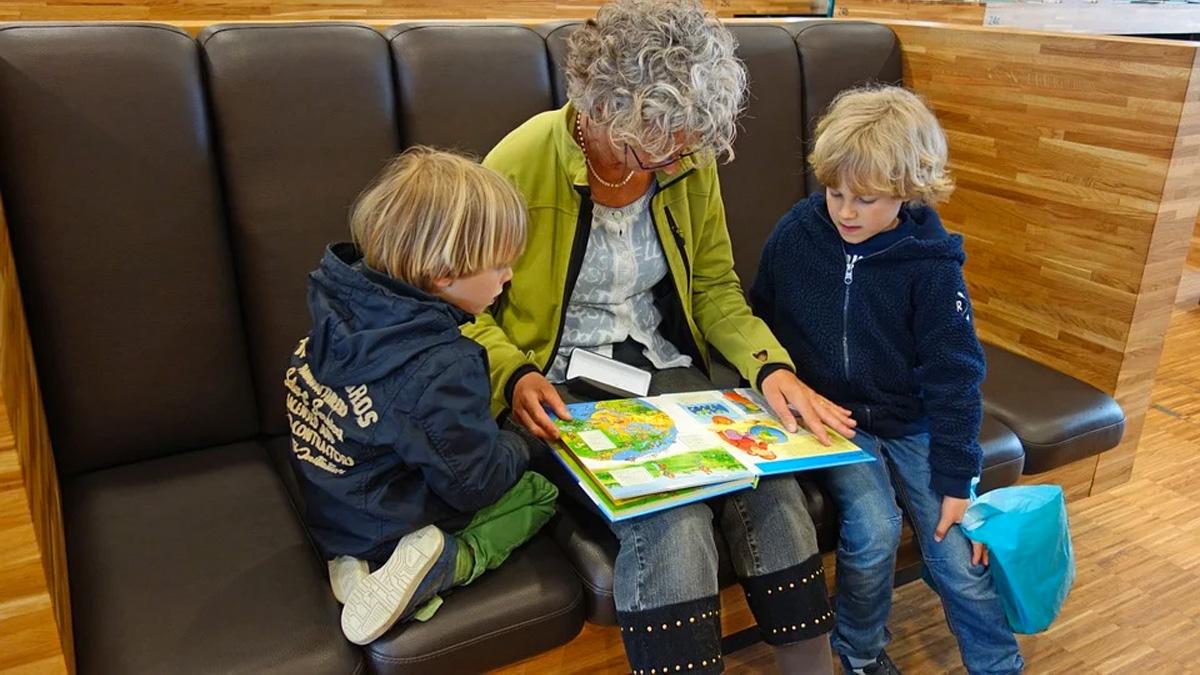 Crianza compartida con los abuelos, pautas para hacerla sencilla
