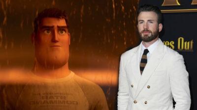 """""""Lightyear"""", la nueva cinta de Pixar donde Chris Evans es Buzz Lightyear"""
