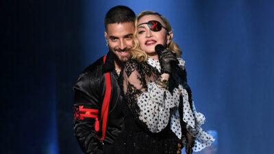 Madonna y Maluma aparecen juntos en Rolling Stone