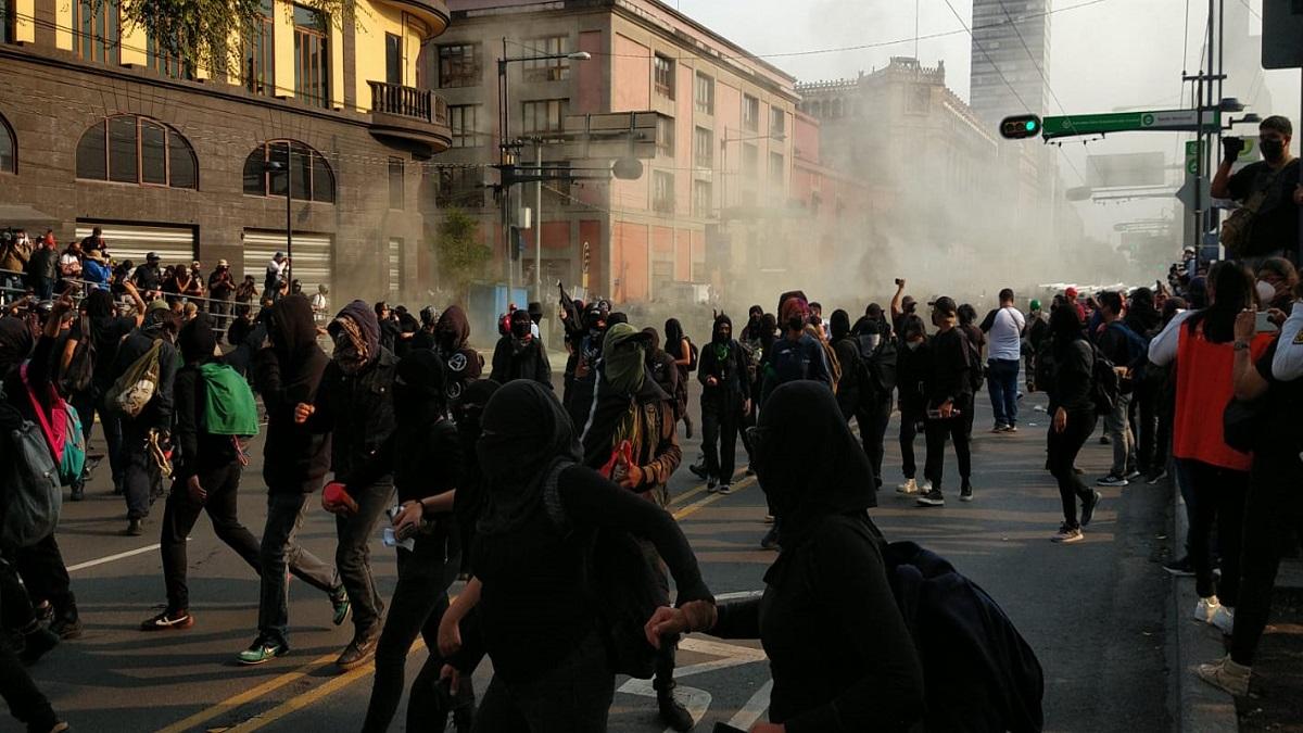 Marcha 2 de octubre: conmemoran 53 aniversario de la matanza de estudiantes