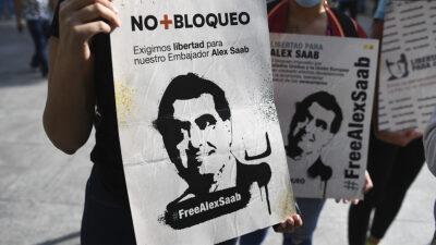 Alex Saab Nicolás Maduro