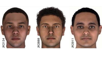 Reconstruyen rostros de tres momias egipcias con ADN de hace 2 mil años