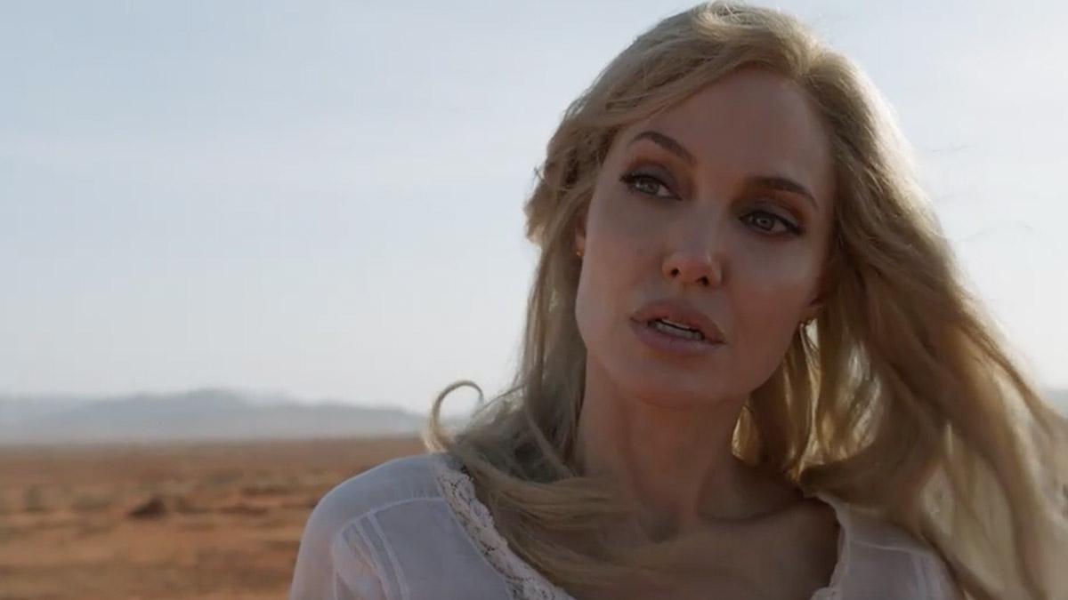Eternals Angelina Jolie