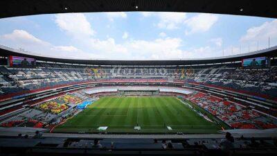 Identifican a aficionado que ingresó presunta arma al Estadio Azteca