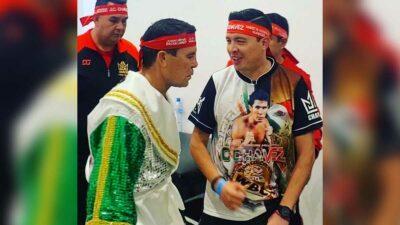 JC Chávez se estrena como actor al lado de Armando Hernández