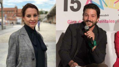 Diego Luna y Marina de Tavira se dejan ver juntos en alfombra roja