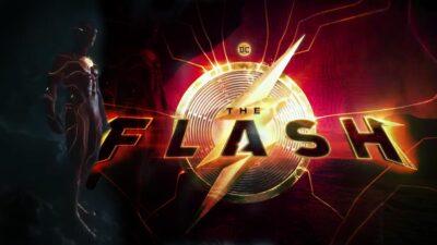 the flash tráiler