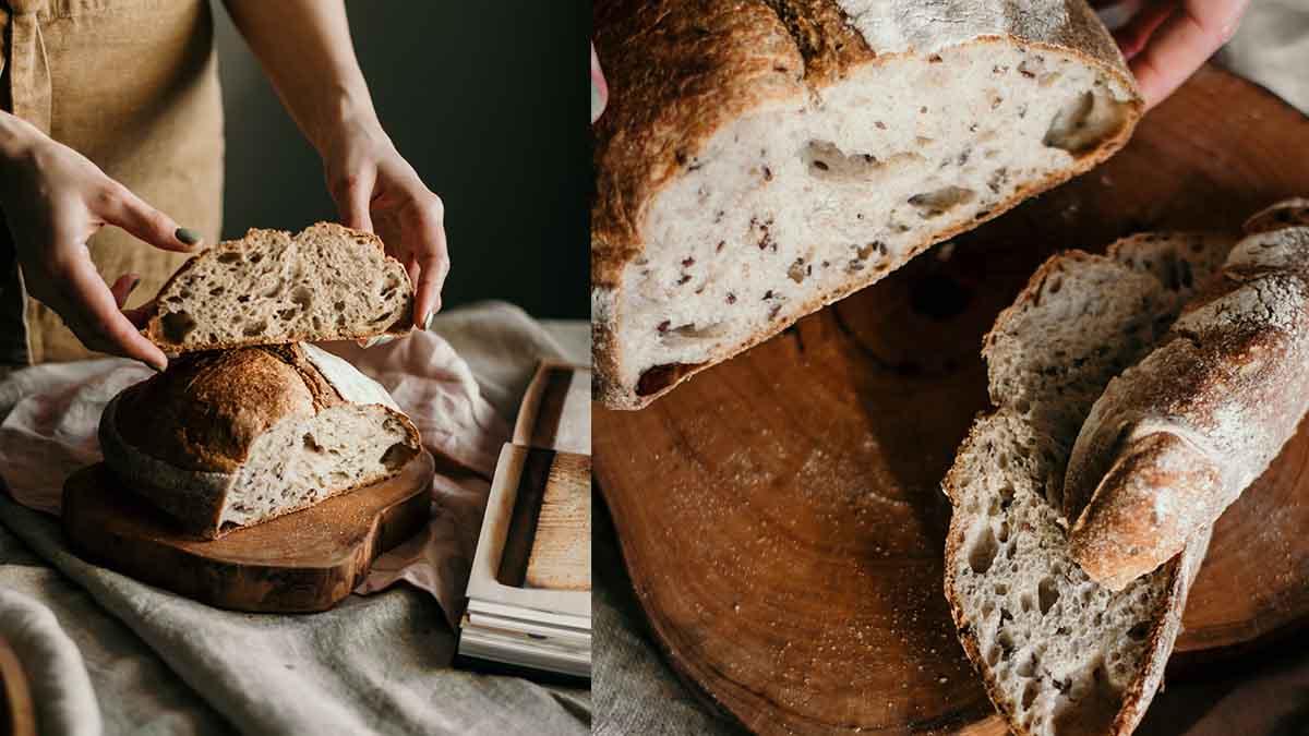 pan de masa madre
