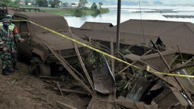 Sismo de 4.8 en isla de Bali deja 3 muertos y 7 heridos
