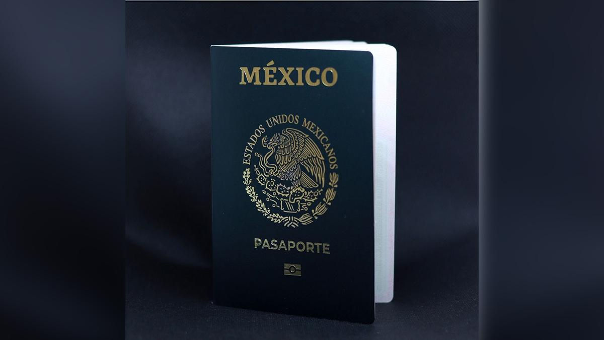 Pasaporte electrónico será más seguro; ve cómo es