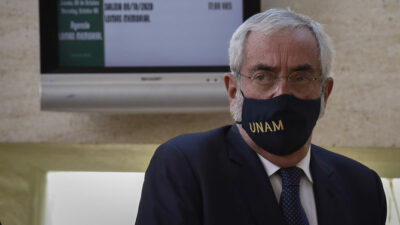 Enrique Graue: UNAM responde a demanda social de superación y prosperidad