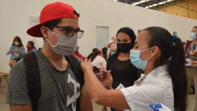 Vacunación contra COVID-19, salida a la pandemia: Zoe Robledo