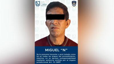 Violador serial de CDMX: difunden su ingreso al Reclusorio Norte
