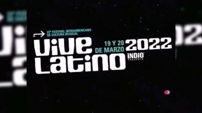 Vive Latino 2022 da a conocer parte de su cartel con pistas auditivas