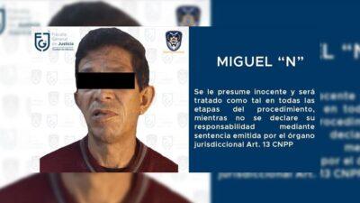 Cae presunto violador serial en CDMX; se le atribuyen al menos 27 ataques