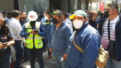 Gaseros del Valle de México entran en paro de labores