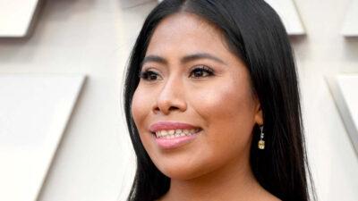 """Yalitza Aparicio llega a TikTok; así le fue en reto de """"El Juego del Calamar"""""""
