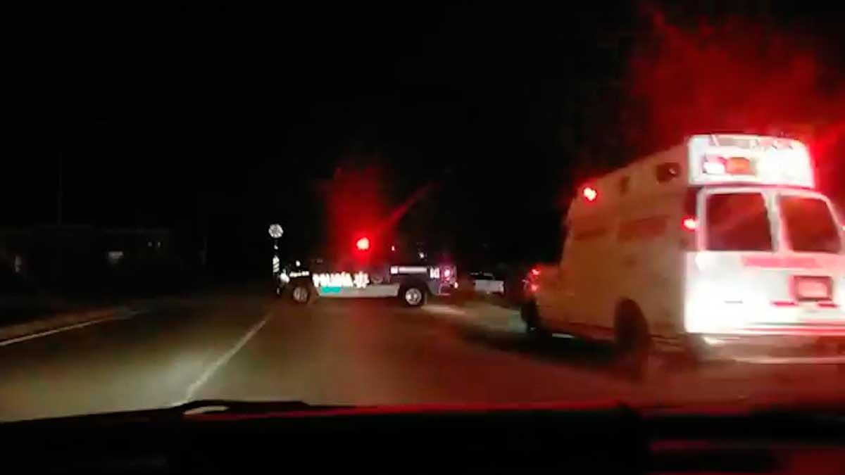 Zacatecas: policías son atacados en Villa de Cos, hay 3 heridos